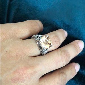 Jewelry - Silver Tone Ring